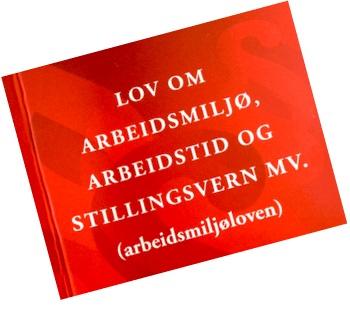 Norges lover - arbeidsmiljøloven
