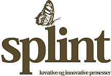 Splint AS - Kreative og innovative prosesser. Tilbyr personalutvikling og forbedringer i arbeidsprosesser med rollespill som verktøy.